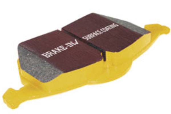 XK/XKR EBC Premium Quality Rear Brake Pads